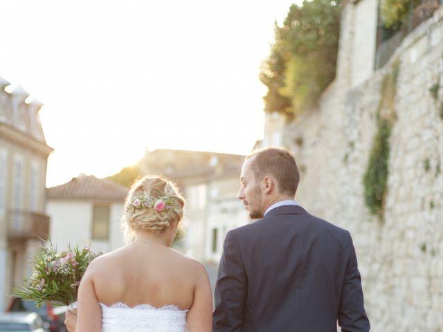 Le mariage de Benoît et Marion à Lectoure, Gers 152