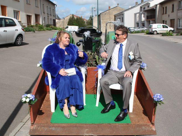 Le mariage de Jean Noël et Marie Christine à Boulay-Moselle, Moselle 1