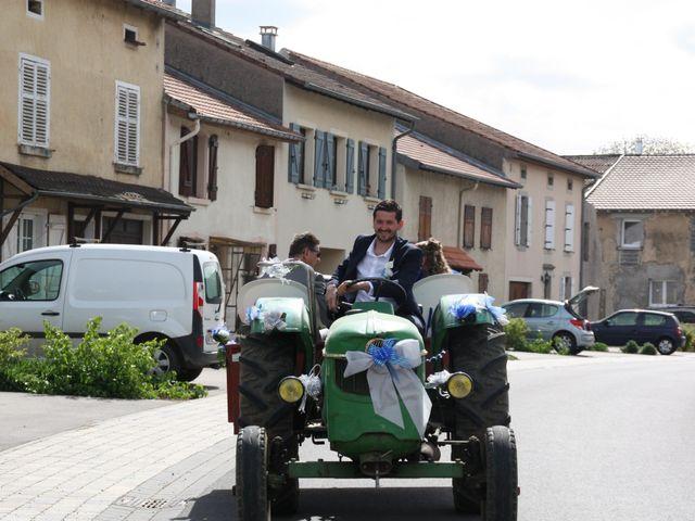 Le mariage de Jean Noël et Marie Christine à Boulay-Moselle, Moselle 2