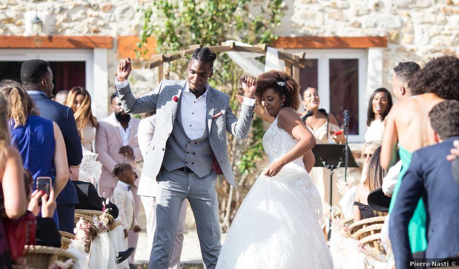 Le mariage de Pierre et Camille à La Chapelle-Gauthier, Seine-et-Marne