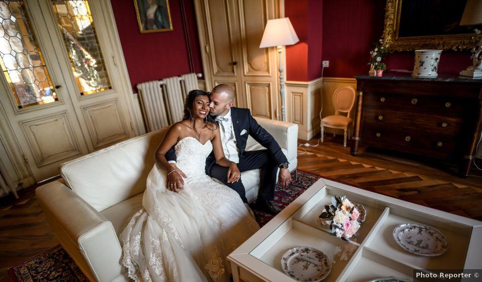 Le mariage de Sylvain et Anaïs à Roiffieux, Ardèche