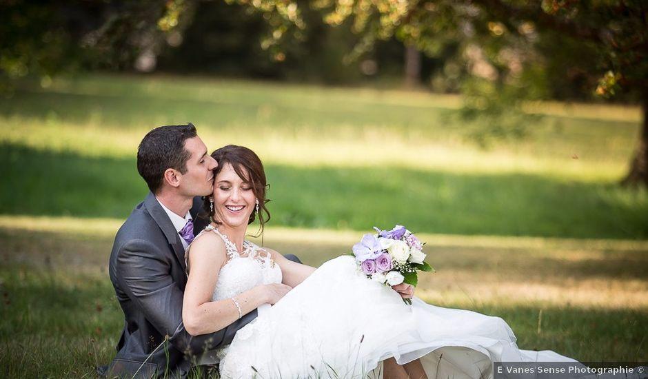Le mariage de Tony et Céline à Yssingeaux, Haute-Loire