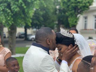 Le mariage de Garlonne et Nseka 2