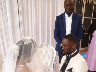 Le mariage de Garlonne et Nseka 3