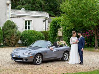 Le mariage de Emilie et François 1