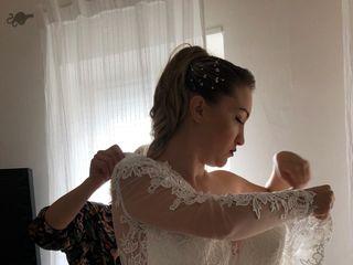Le mariage de Mélanie  et Teddy 1