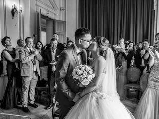 Le mariage de Clara et Umberto