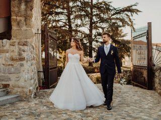 Le mariage de Clelia et Julien
