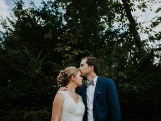 Le mariage de Justine et Adrien