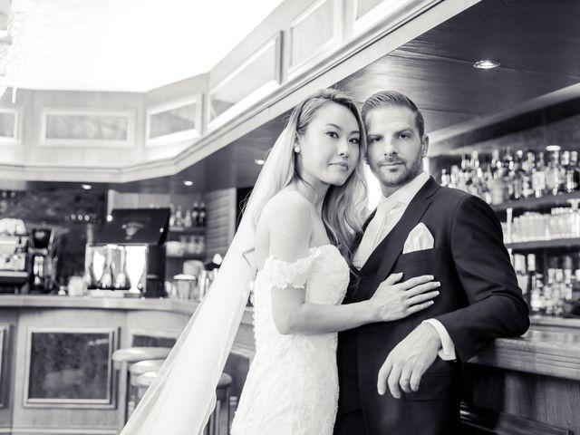 Le mariage de Mathieu et Melissa à Gouvieux, Oise 1