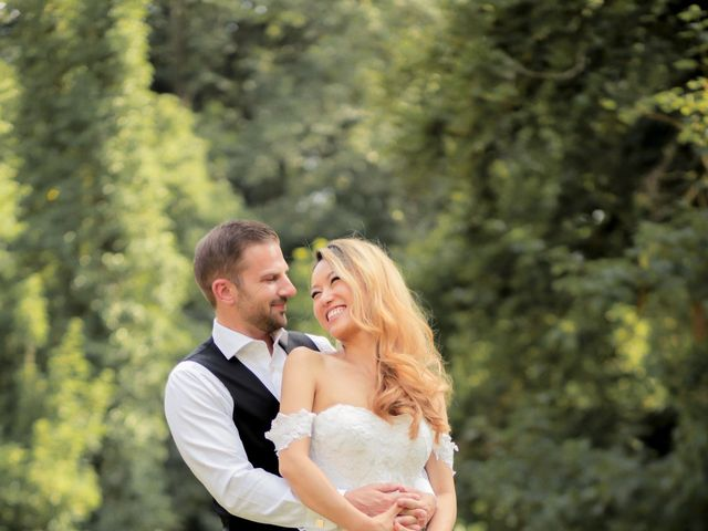Le mariage de Mathieu et Melissa à Gouvieux, Oise 4