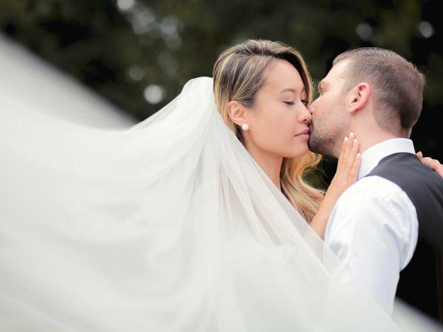 Le mariage de Mathieu et Melissa à Gouvieux, Oise 7