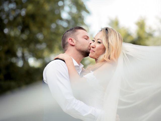 Le mariage de Mathieu et Melissa à Gouvieux, Oise 9