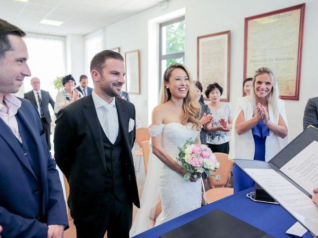 Le mariage de Mathieu et Melissa à Gouvieux, Oise 13