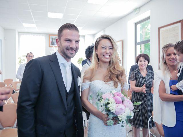 Le mariage de Mathieu et Melissa à Gouvieux, Oise 18
