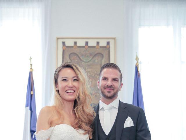 Le mariage de Mathieu et Melissa à Gouvieux, Oise 21