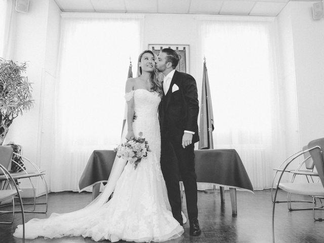 Le mariage de Mathieu et Melissa à Gouvieux, Oise 22