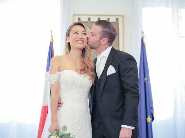 Le mariage de Mathieu et Melissa à Gouvieux, Oise 23