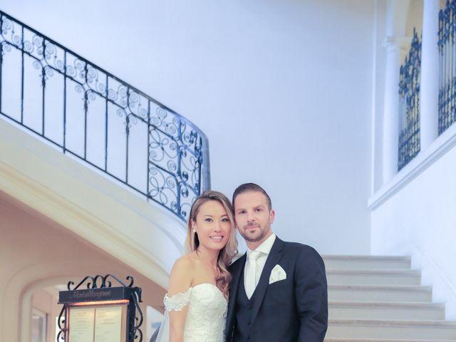 Le mariage de Mathieu et Melissa à Gouvieux, Oise 25