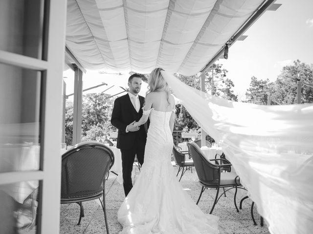 Le mariage de Mathieu et Melissa à Gouvieux, Oise 31