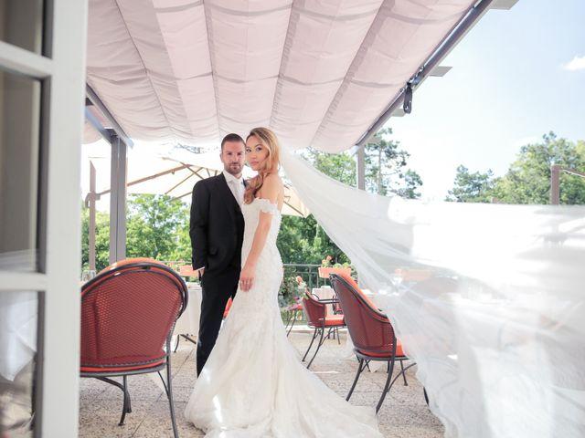 Le mariage de Mathieu et Melissa à Gouvieux, Oise 32