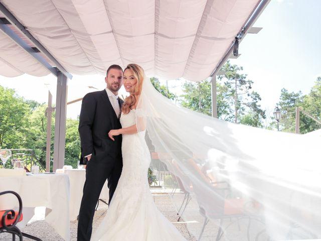 Le mariage de Mathieu et Melissa à Gouvieux, Oise 33