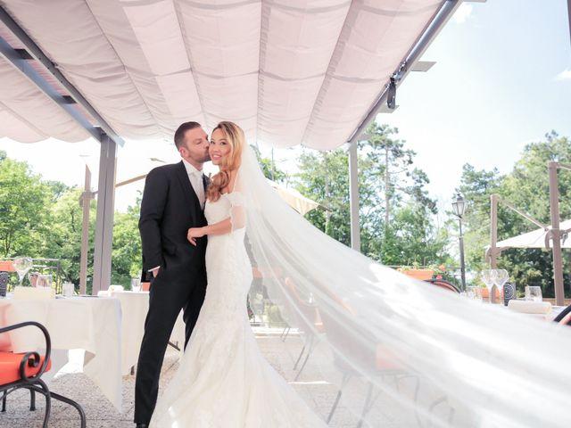 Le mariage de Mathieu et Melissa à Gouvieux, Oise 34