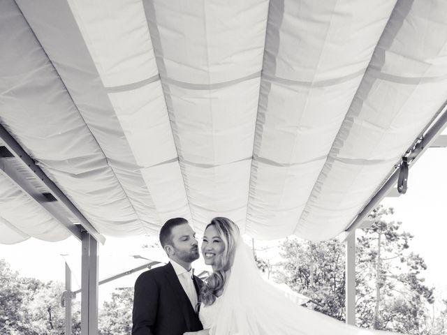 Le mariage de Mathieu et Melissa à Gouvieux, Oise 35