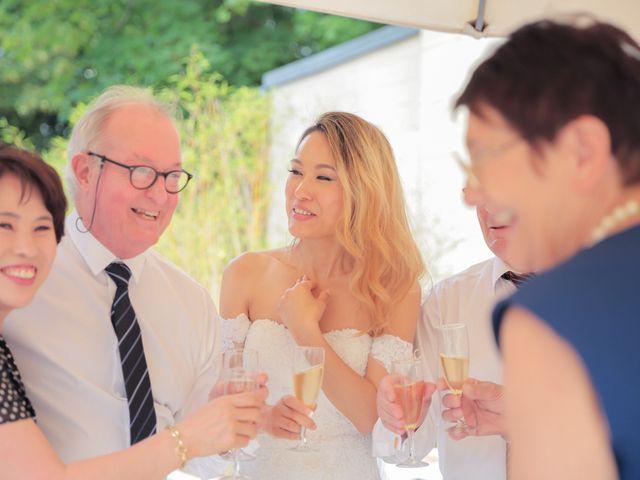 Le mariage de Mathieu et Melissa à Gouvieux, Oise 44