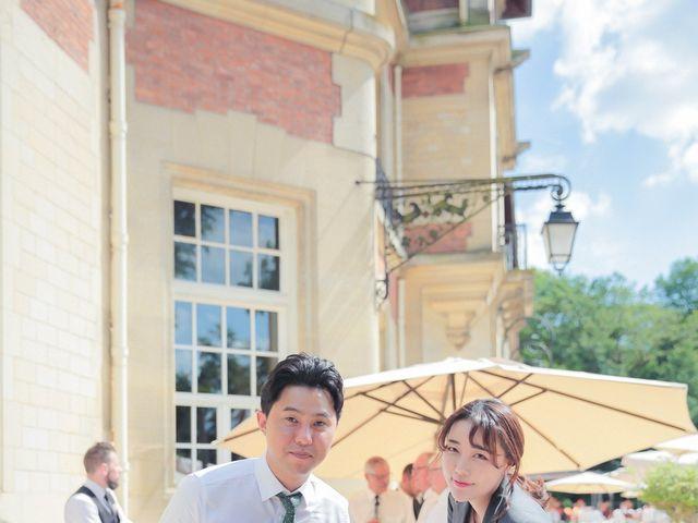 Le mariage de Mathieu et Melissa à Gouvieux, Oise 46