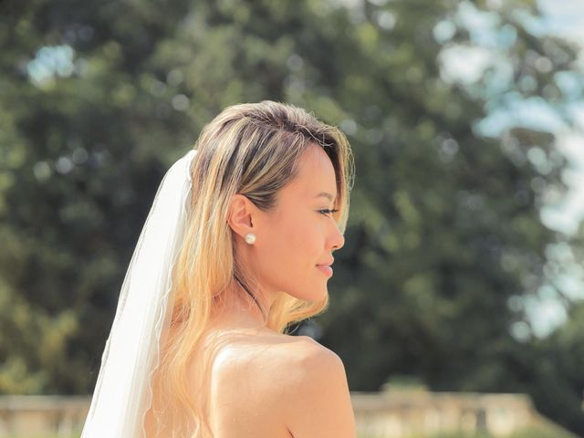 Le mariage de Mathieu et Melissa à Gouvieux, Oise 59