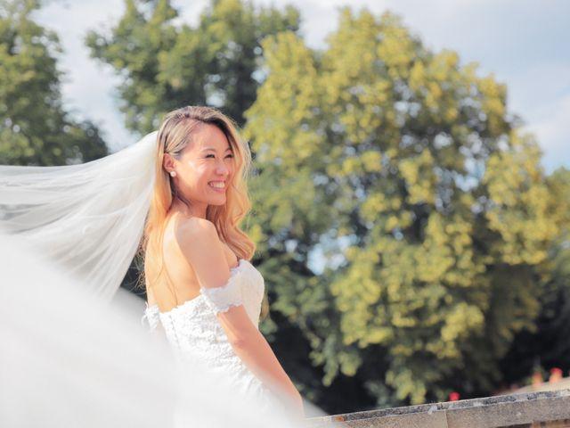 Le mariage de Mathieu et Melissa à Gouvieux, Oise 60