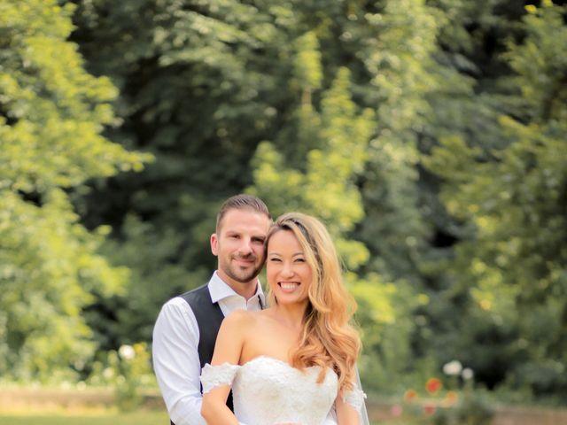 Le mariage de Mathieu et Melissa à Gouvieux, Oise 67