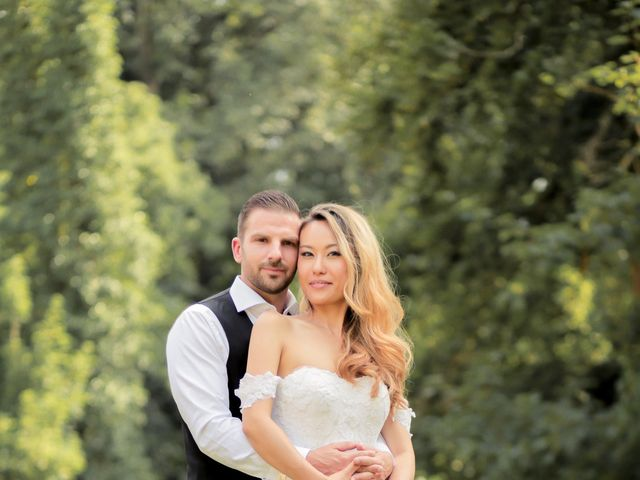 Le mariage de Mathieu et Melissa à Gouvieux, Oise 69