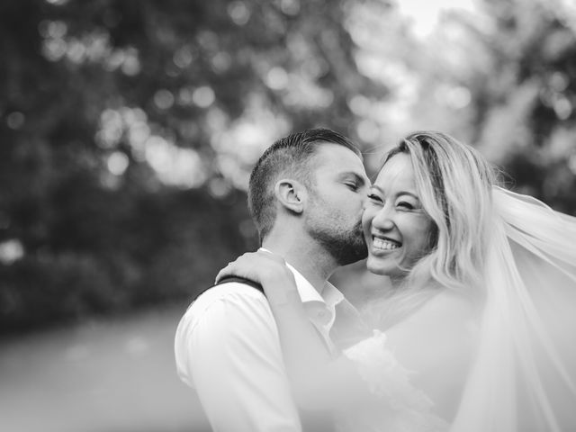 Le mariage de Mathieu et Melissa à Gouvieux, Oise 72