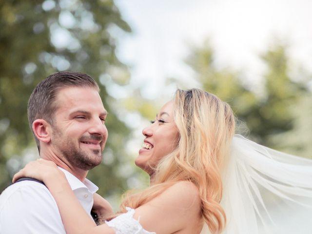 Le mariage de Mathieu et Melissa à Gouvieux, Oise 73