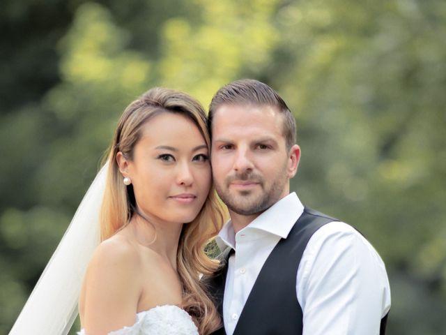 Le mariage de Mathieu et Melissa à Gouvieux, Oise 74