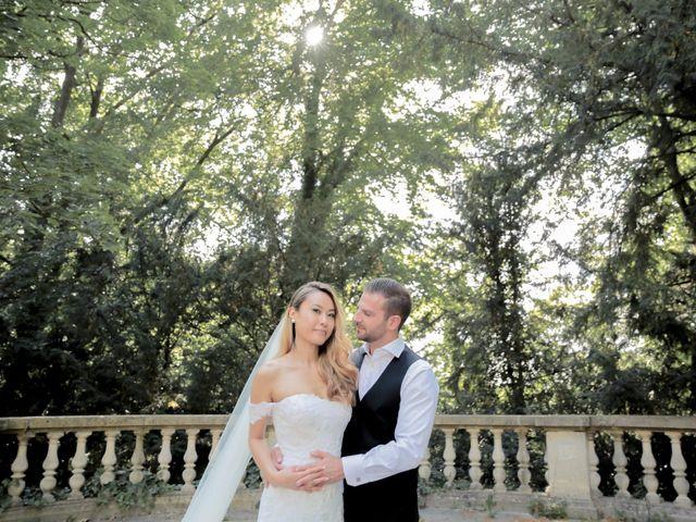 Le mariage de Mathieu et Melissa à Gouvieux, Oise 78