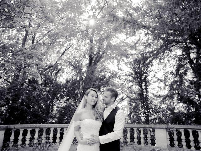 Le mariage de Mathieu et Melissa à Gouvieux, Oise 79