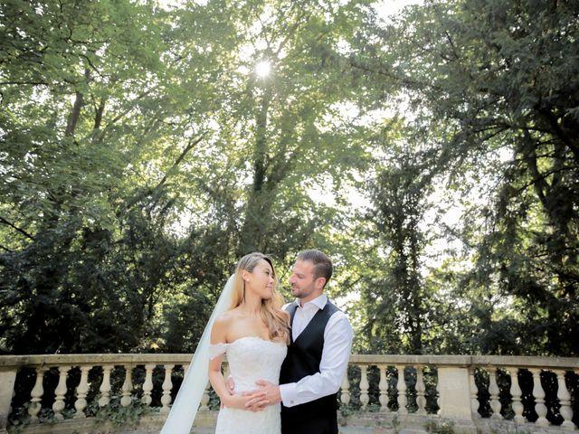 Le mariage de Mathieu et Melissa à Gouvieux, Oise 80