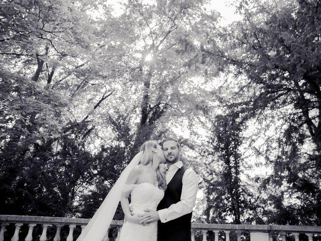 Le mariage de Mathieu et Melissa à Gouvieux, Oise 81
