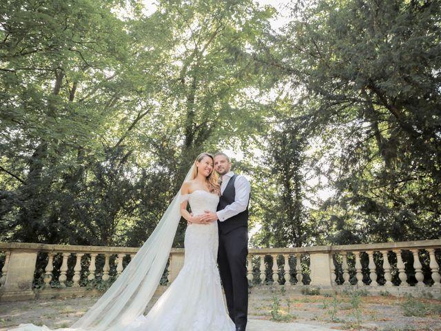 Le mariage de Mathieu et Melissa à Gouvieux, Oise 82