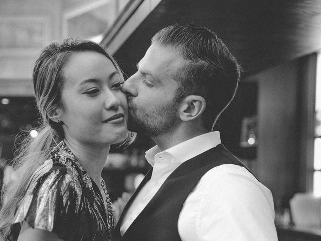 Le mariage de Mathieu et Melissa à Gouvieux, Oise 85