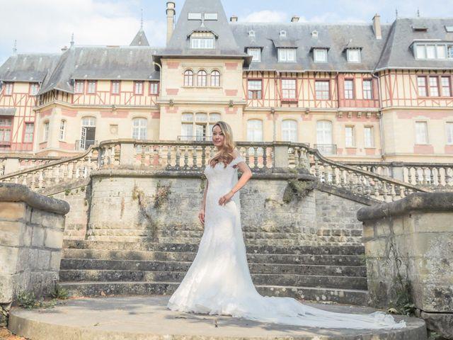 Le mariage de Mathieu et Melissa à Gouvieux, Oise 91