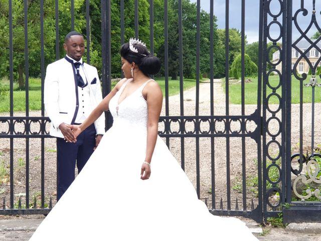Le mariage de Garlonne et Nseka