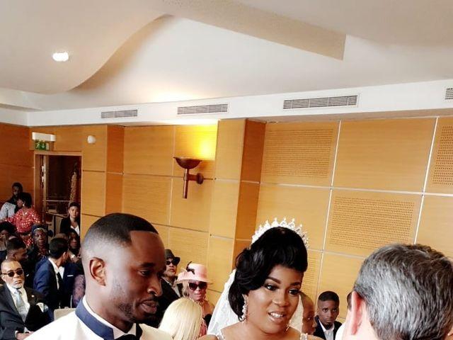 Le mariage de Nseka et Garlonne à Fleury-Mérogis, Essonne 12
