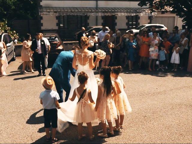 Le mariage de Yann et Mélanie à Saint-Gervais-d'Auvergne, Puy-de-Dôme 5