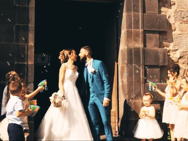 Le mariage de Yann et Mélanie à Saint-Gervais-d'Auvergne, Puy-de-Dôme 10