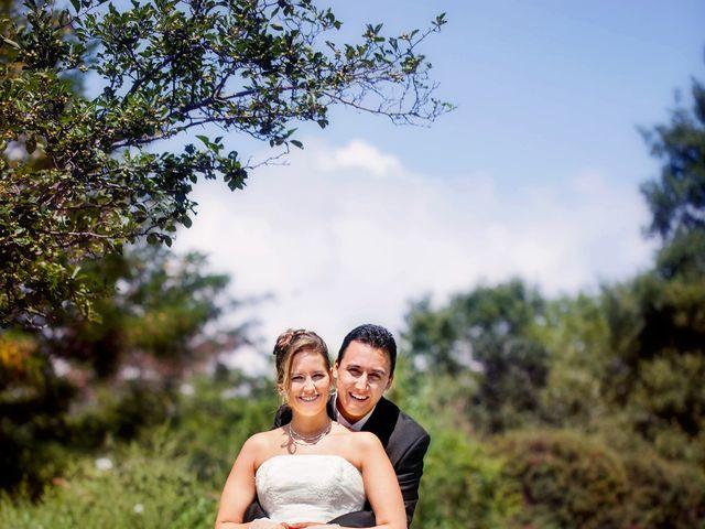 Le mariage de Luis et Allison à Menucourt, Val-d'Oise 9