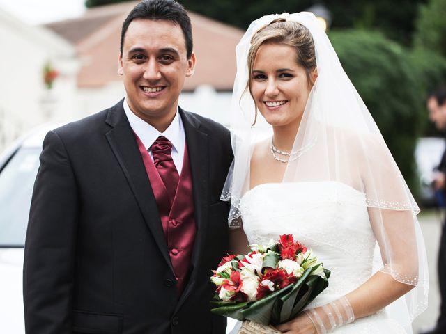 Le mariage de Luis et Allison à Menucourt, Val-d'Oise 18